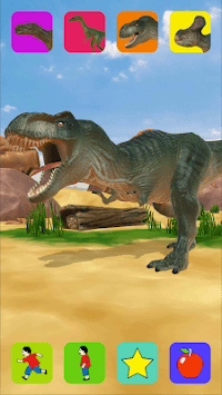 T. Rex Tyrannosaurs Rex Kids pc screenshot 1