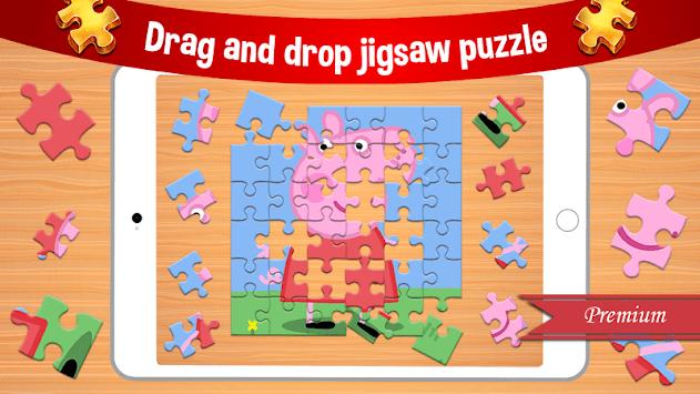 Peppa pigg jigsaw puzzle 2019 pc screenshot 1