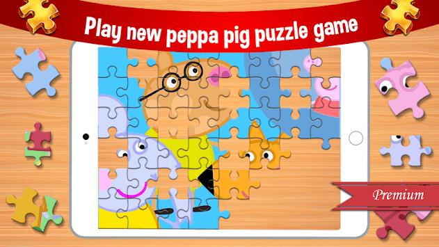 Peppa pigg jigsaw puzzle 2019 pc screenshot 2