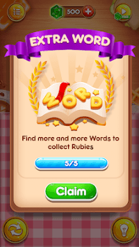 Word Connect Appetite - Word Search Cookies pc screenshot 1