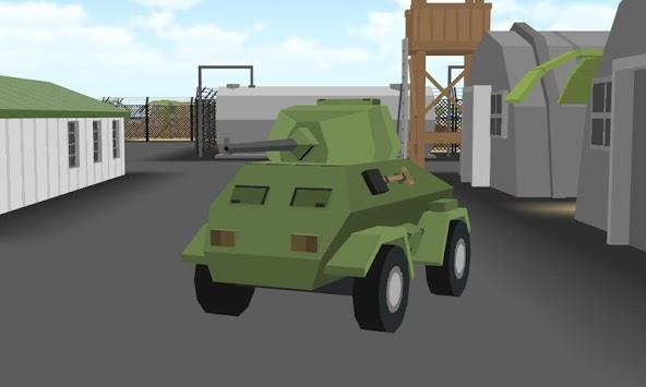 blocky unturned iron army sim pc screenshot 1