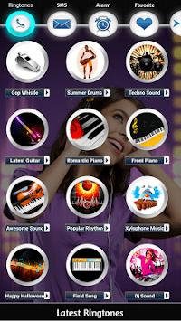 Latest Ringtones PC screenshot 2