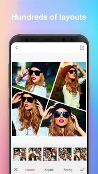 Beauty Collage Maker - Photo Collage PicGrid pc screenshot 2