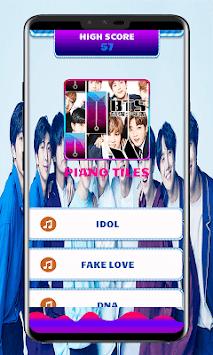 BTS Piano Tiles pc screenshot 1