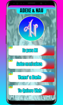 New Adexe & Nau 🎼   Piano tap pc screenshot 1