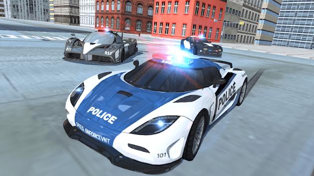 Police Car Simulator - Cop Chase pc screenshot 1