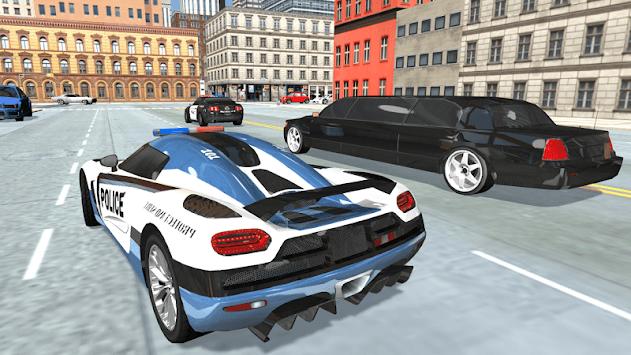 Police Car Simulator - Cop Chase pc screenshot 2