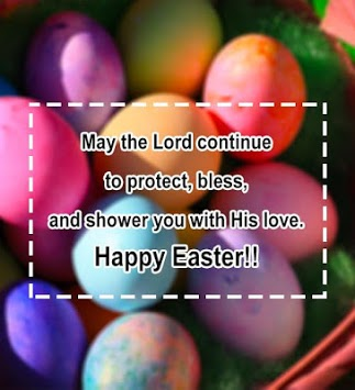Happy Easter Wishes Messages pc screenshot 1