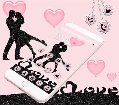Romantic love dance Theme pc screenshot 1