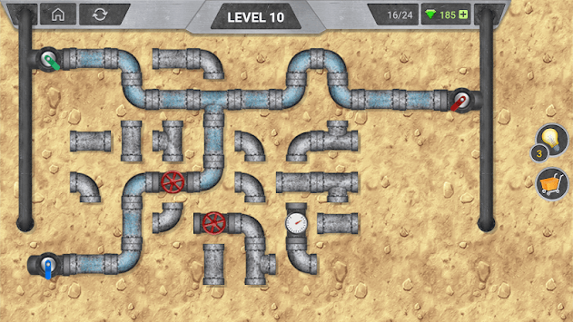 Plumber Pipe: Connect Pipeline pc screenshot 2