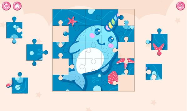 Kawaii Puzzle Game pc screenshot 2