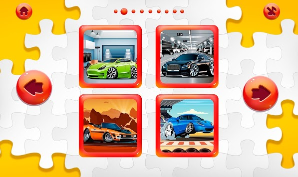 Kids Puzzles for Boys pc screenshot 2