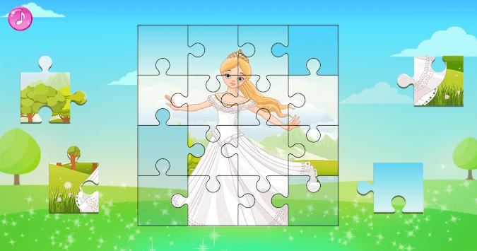 Princess Puzzles for Kids pc screenshot 2