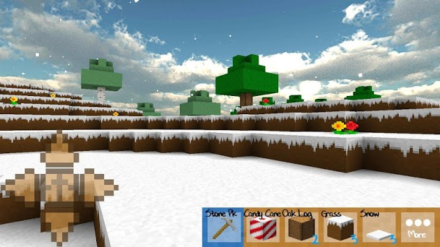 PixelCraft: Modern Houses Building pc screenshot 1
