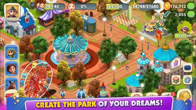 Wonder Park Magic Rides pc screenshot 1