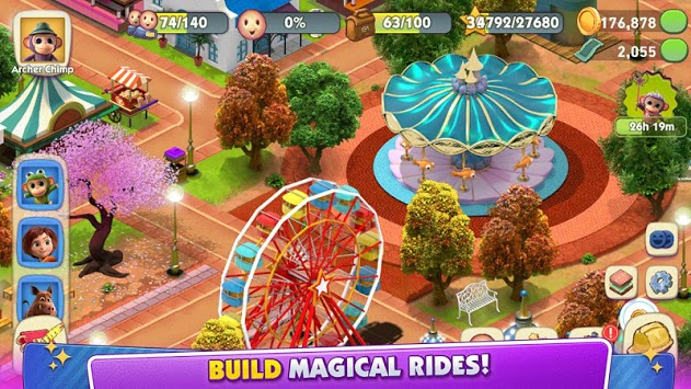 Wonder Park Magic Rides pc screenshot 2