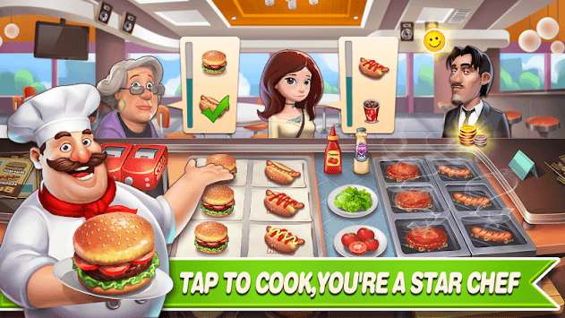 Happy Cooking: Chef Fever pc screenshot 1