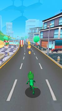 Subway Pj Run Masks Adventures Heroes Rush pc screenshot 1