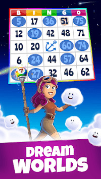 Bingo DreamZ - Free Online Bingo Games & Slots pc screenshot 1