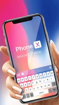 Phone X Emoji Keyboard pc screenshot 1