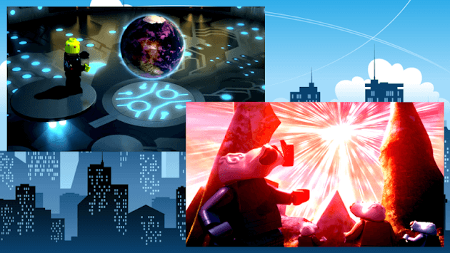 Super Power Ninja Toys The Legacy pc screenshot 1