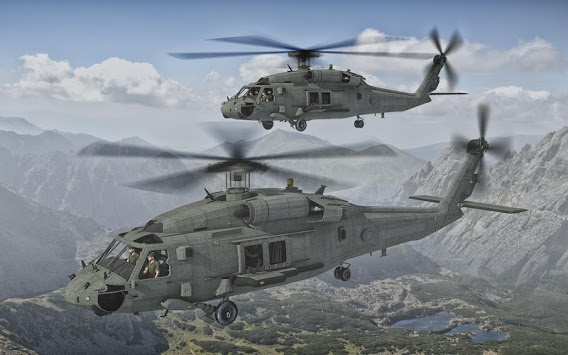 Army Helicopter Transporter 3D pc screenshot 2