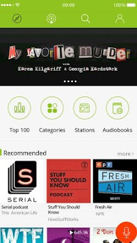 Podcast App & Podcast Player - Podbean pc screenshot 1