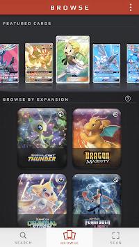 Pokémon TCG Card Dex pc screenshot 1