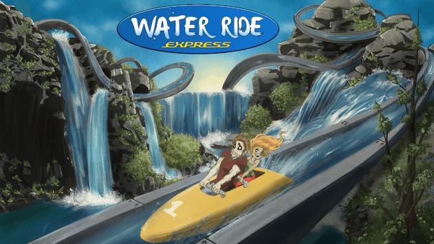 Water Ride VR pc screenshot 1