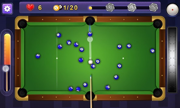 Billiard Master pc screenshot 1