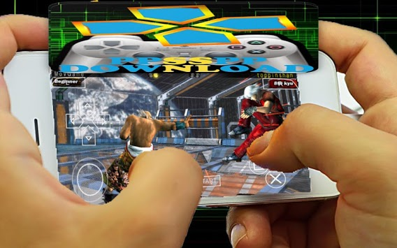 PPSSPP and Roms Game Premium A to Z pc screenshot 2