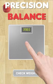 Precision Digital Balance pc screenshot 1