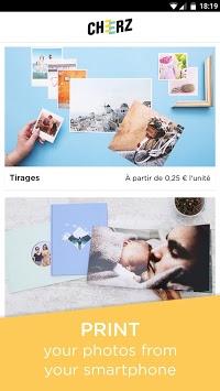 CHEERZ- Photo Printing pc screenshot 1