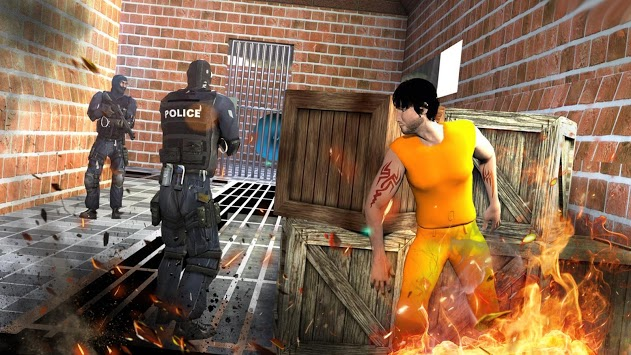 Prison Survival Mission:Secret Escape pc screenshot 1