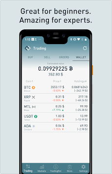 ProfitTrading For Bittrex pc screenshot 1