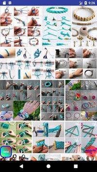 DIY bracelet tutorial pc screenshot 1