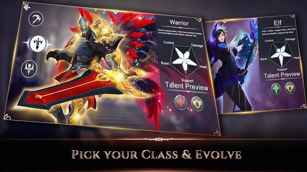 Dragonborn Knight PC screenshot 1