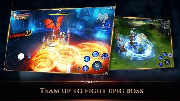 Dragonborn Knight PC screenshot 3
