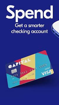 Qapital: Save. Invest. Spend. pc screenshot 1
