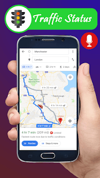 Voice GPS Driving Directions & Live Navigation pc screenshot 2