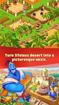 Farm Mania: Oriental Farming Game. Build & Trade! pc screenshot 1