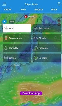Weather Radar pc screenshot 2