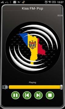 Radio FM Moldova PC screenshot 2