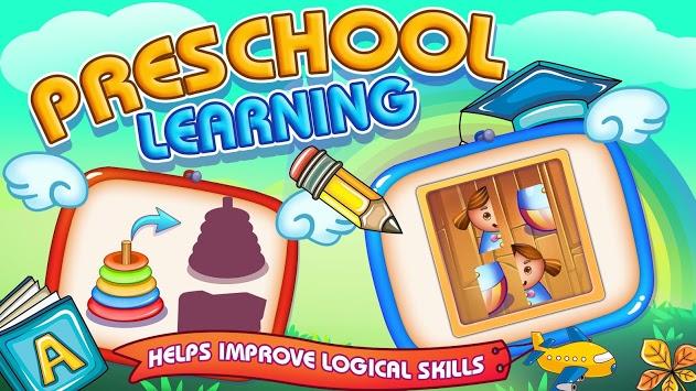 Preschool Learning - Cognitive & General Abilities pc screenshot 2