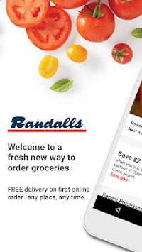 Randalls Online Shopping pc screenshot 1