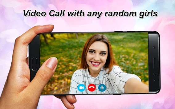 Video Chat with random girls - Find your match pc screenshot 1