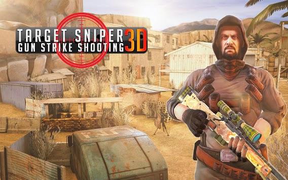 Target Sniper Gun Strike Shooting 3D pc screenshot 1