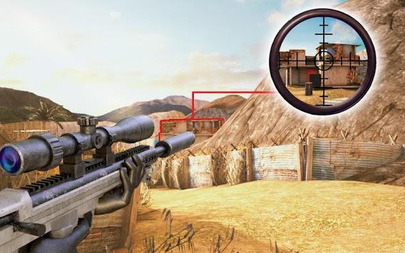 Target Sniper Gun Strike Shooting 3D pc screenshot 2