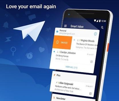Spark – Email App by Readdle pc screenshot 1
