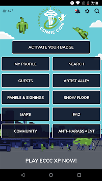 Emerald City Comic Con pc screenshot 1